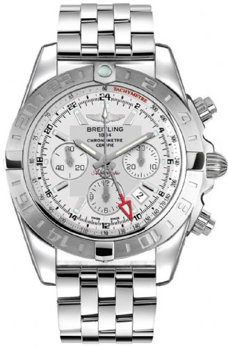 BREITLING Chronomat 44 AUTO Chrono Gents Watch AB042011/G745-375A